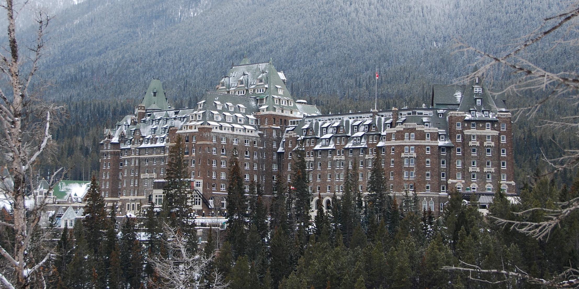 Banff-Springs-Hotel