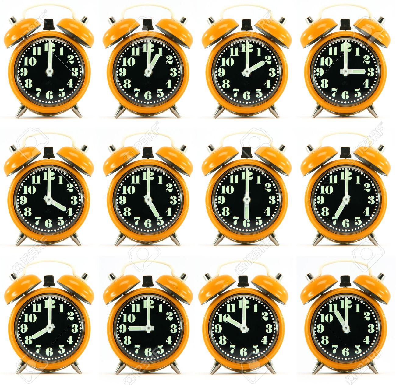 Setup-multiple-alarms