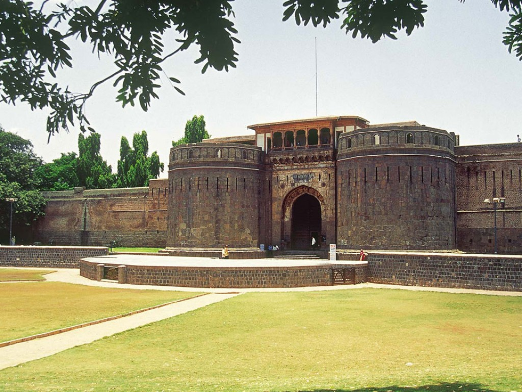 The-Shaniwarwada-Fort-Pune