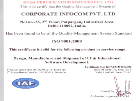 corporate-infocom-pvt-ltd-fake-fraud1