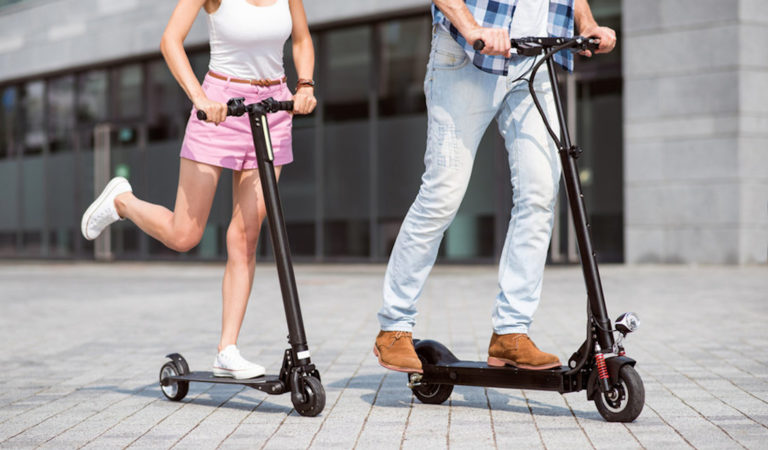 Does E-scooter Offer Adequate Range for Daily Commute?
