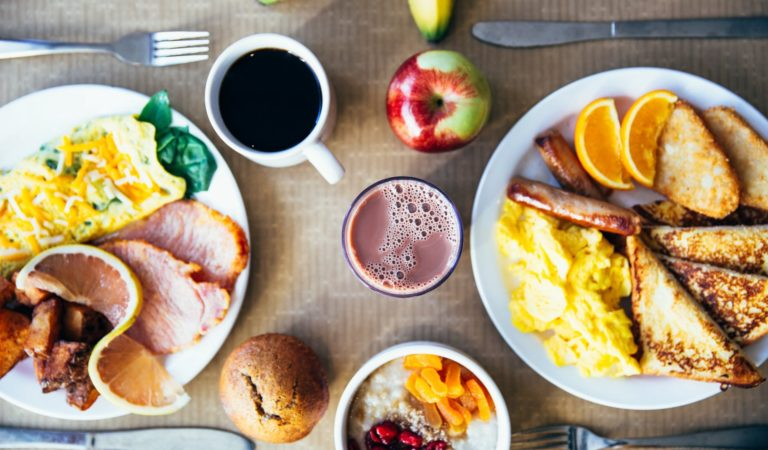 5 Healthy Food For Your Breakfast Platter